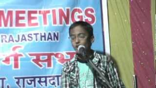 Badhalom Par Mera Yeshu Aanewala Hai By Asher Livingston