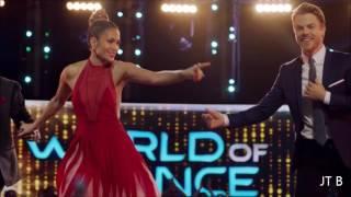 Les Twins in ➨ World of Dance  competition NBC (Jennifer Lopez, Ne-Yo..) ◄2017