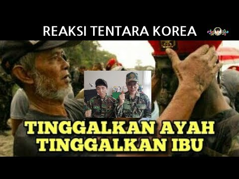 Tentara Korea Terharu dengan Lagu TNI(Lagu Kopassus)