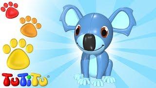 TuTiTu Animals | Animal Toys for Children | Koala and Friends