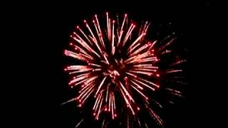 Enfield, CT - 2017 4th of July Town Celebration Fireworks