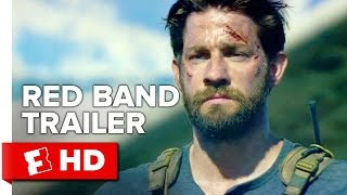 13 Hours: The Secret Soldiers of Benghazi Official Red Band Trailer #1 (2016) - Michael Bay Movie HD