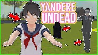YANDERE Z*MBIE!? AYANO TURNS UNDEAD! - Yandere Simulator App Fan Game (Anime School Girls)