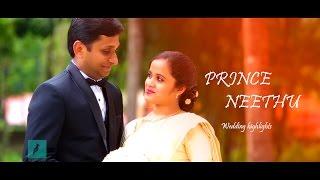 PRINCE+NEETHU WEDDING HIGHLIGHTS