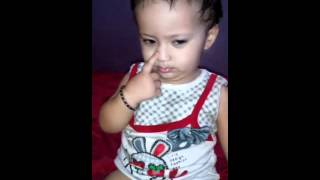 Cute baby funny video only 1 min