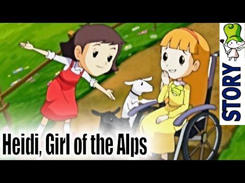 Heidi, Girl of the Alps -Bedtime Story (BedtimeStory.TV)