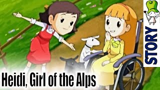 Heidi, Girl of the Alps -Bedtime Story (BedtimeStory.TV)