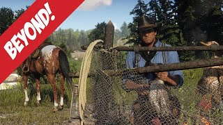 Will Red Dead 2's Open World Reinvent Storytelling in Games? - Beyond 542