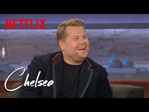James Corden (Full Interview) | Chelsea | Netflix