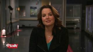 Erica Durance Announces 'Saving Hope' will Conclude with Season 5