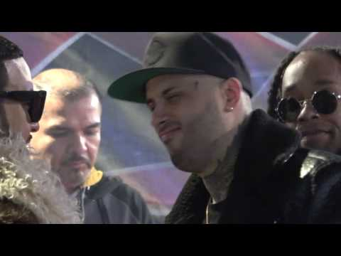 Xxx Mp4 French Montana Ty Dolla Sign And Nicky Jam Seen At XXx The Return Of Xander Cage 3gp Sex