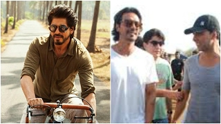 Shahrukh Excited For His Comeback On Tv | Arjun Rampal Misses Akshay In Aankhein 2