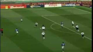 2002 FIFA World Cup Korea Japan - England vs Brazil
