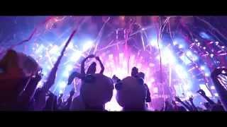 Calvin Harris - Blame ft. John Newman (FULL HD) LIVE UMF #2014