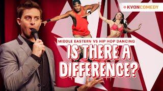 Middle-Eastern vs Hip Hop-Dancing (LOL) -Kvon Explains