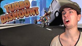 Turbo Dismount - Part 1 | SO MUCH FUN!