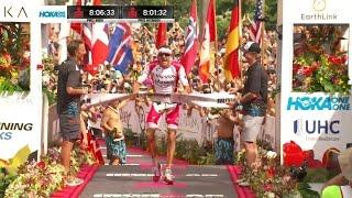 IRONMAN KONA 2016 Hawaii | Mister JAN FRODENO WORLD CHAMPION | Allon Sports