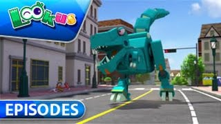 【Official】Super Wings - Episode 29