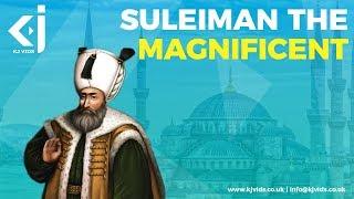 Sultan Suleiman the Magnificent - Ottoman Sultan Kanuni
