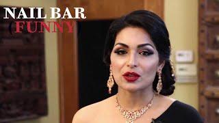 Latest Meera Nail Bar Funny English Clip
