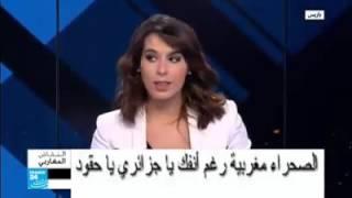 ليبي و تونسي يعطيان الدروس في الأدب والأخلاق لجزائري بليد حقود على المغرب
