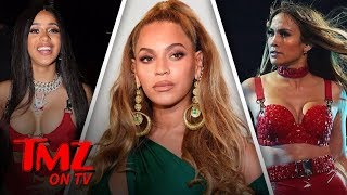 Cardi B Slays Jennifer Lopez | TMZ TV
