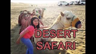 E03 Desert Safari🐫 | Uriel TV