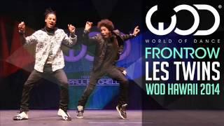 Les Twins World Of Dance Hawaii 2014 Mix