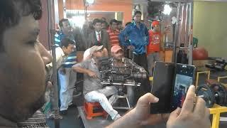 bangla movie shooting hiro Bappi & sibasanu
