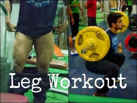 Leg Workout, My Gym Accessories, Daaki   Fat Funeral Ep.9