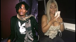Playboi Carti Ex girl says he cheated on her with Blac Chyna after he thought she was cheating too.