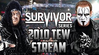 Survivor Series - WWE vs TNA | WWE 2010 | TEW 2016 (Total Extreme Wrestling)