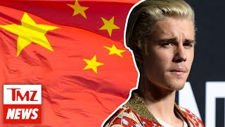Justin Bieber's BANNED from China for Bad Behavior   TMZ News