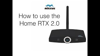 Home RTX 2 0 How To