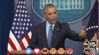 FULL: President Obama