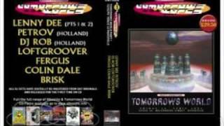 Fergus and Peta Pan @ 'Tomorrow's World' 1995 1of2