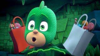 PJ Masks Full Episodes   Halloween Power Up! 🎃2018 Special 🎈PJ Masks Official