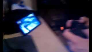 GTA3 with Playstation 3 Controller on Galaxy Nexus