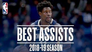 Jrue Holiday's Best Assists | 2018-19 Season | #NBAAssistWeek