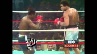 Muhammad Ali vs. Joe Frazier - III - Highlights! *HD*