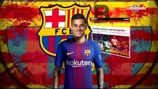 كوتينهو في برشلونة وديمبيلي يقترب ..رونالدو مدريدي لموسم اخر..وصفقة ضخمة جديدة لباريس