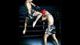 Muay Thai Techniques - Mixed Martial Arts - Tony Jaa - Buakaw