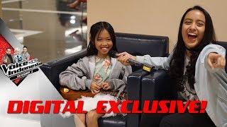 PARANORMAL EXPERIENCE DI PANGGUNG TVKI | SECRET STORY #5 | The Voice Kids Indonesia S2 GTV 2017
