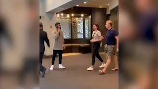 Anushka Sharma spotted with Virat Kohli after ODI series win