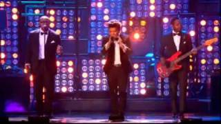 Bruno Mars Just The Way You Are Brit Awards 2012 Live Performance