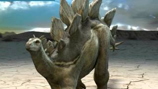 When Dinosaurs Roamed The Earth