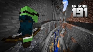 Let's Play Minecraft PE - Ep.191 : Exploring Massive Ravine!