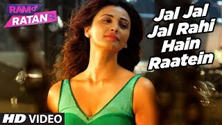 Jal Jal Jal Rahi Hain Raatein Video Song | Ram Ratan