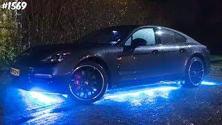 LED VERLICHTING ONDER MIJN AUTO! - ENZOKNOL VLOG #1569