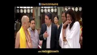 Kanjibhai's Warning | OMG - Oh My God | Akshay Kumar & Paresh Rawal